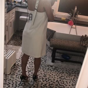 White Kenneth Cole Dress
